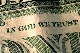 In God We Trust on money